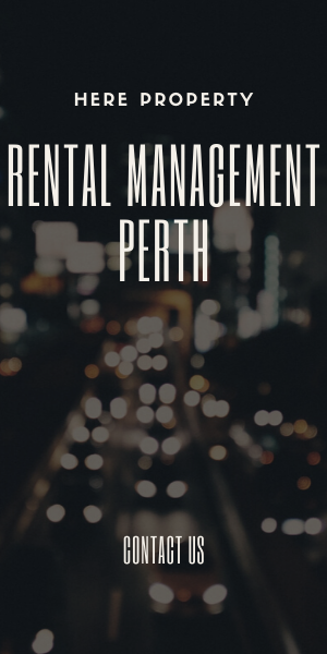 Here Property Rental Management Perth