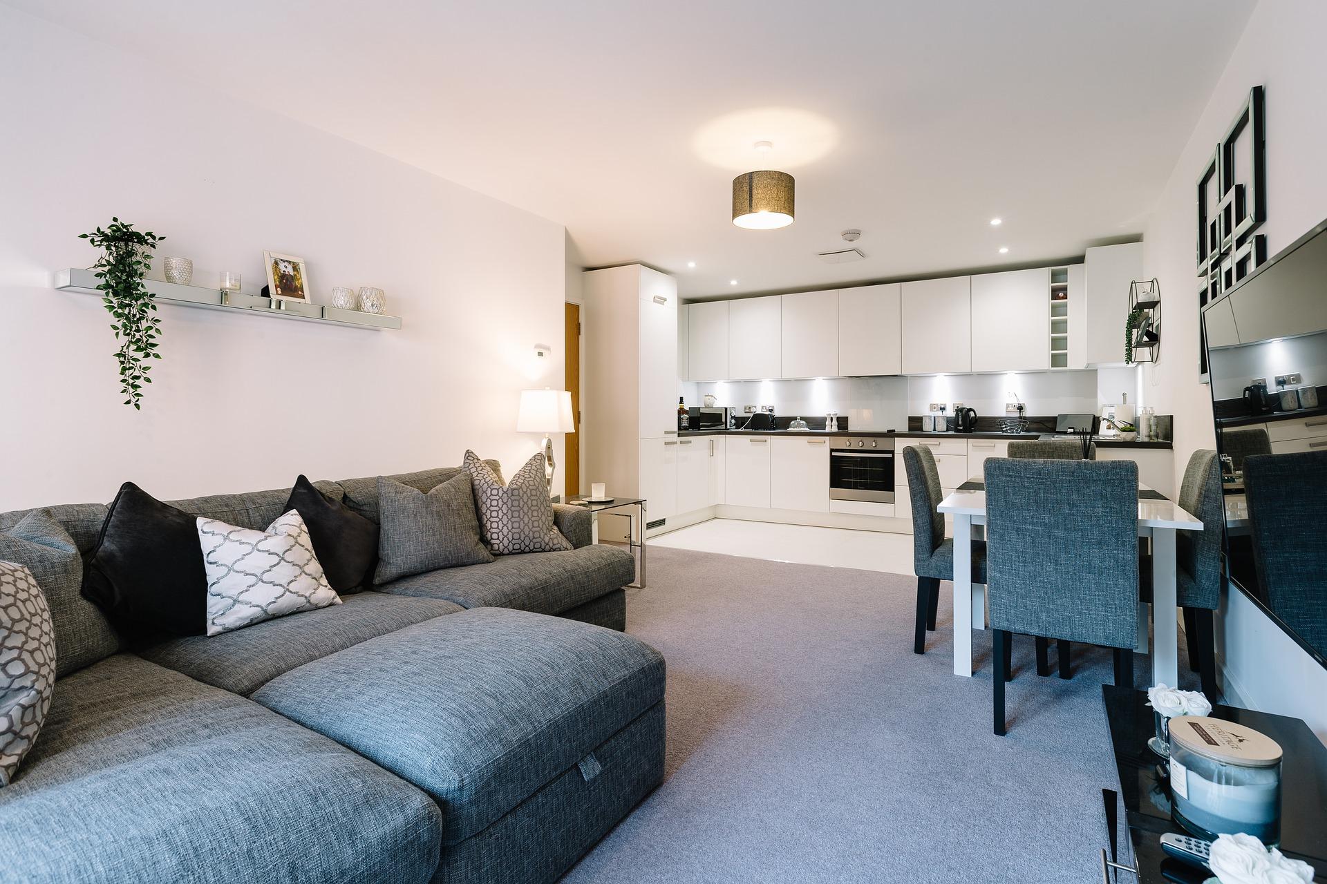 minimalistic home